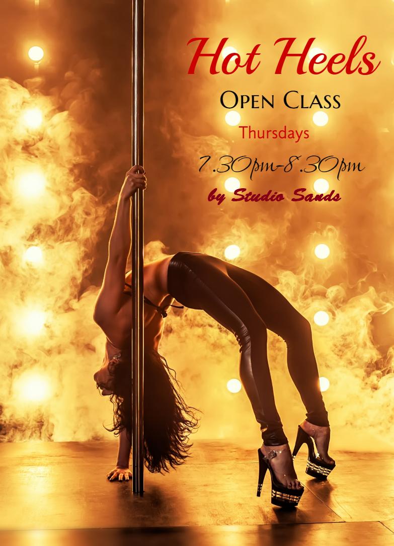 Hot Heels Open Class